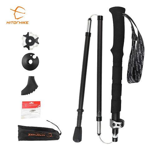 Hitorhike Carbon Fiber Walking Sticks