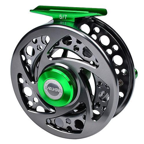 PROBEROS Fly Fishing Reel 5/7-7/9-9/10 WT Aluminum Lightweight Fly Reel