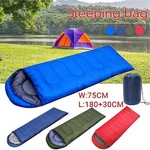 Multifunctional Hooded Envelope Sleeping Bag