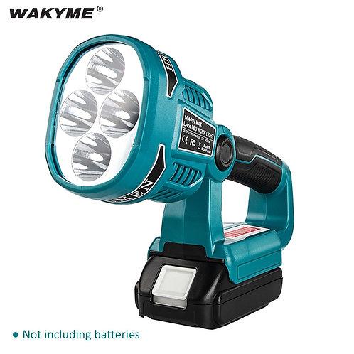 LED Camping Lantern Flashlight 14.4v-20v for Makita DML812