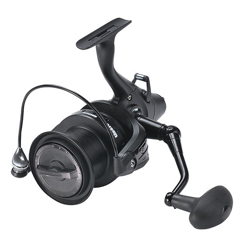 12+1 Open Faced Spinning Reel With Front Rear Double Drag