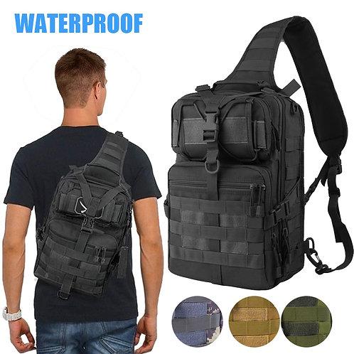 20L Military Sling Waterproof Tactical Rucksack