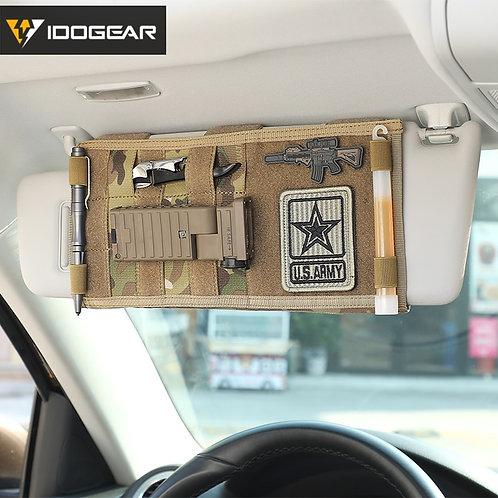 IDOGEAR Tactical MOLLE Vehicle Visor Panel