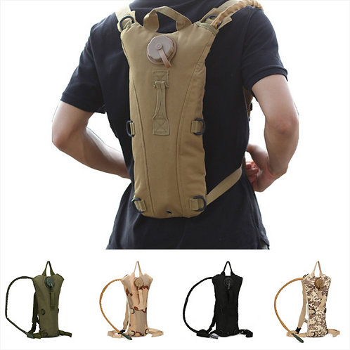 3L Outdoor Mountaineering Hydration Backpack