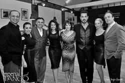 Cast dell'Imperial Tango Festival