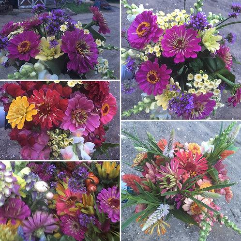Shelter Island Flower CSA Share