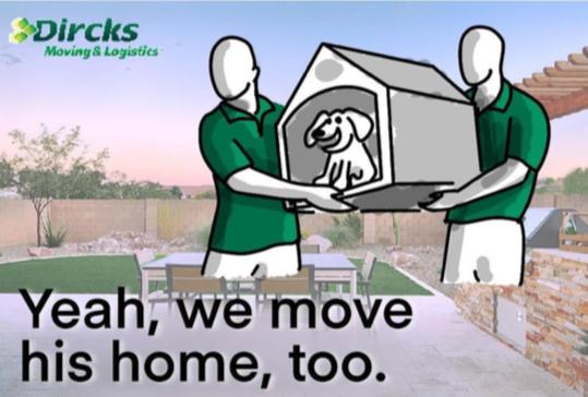 Dircks Moving and Logistics