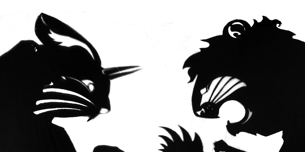 Shadow Mask and Headdress Workshop w/ Christine Marie