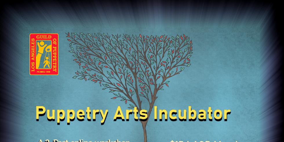 Puppetry Arts Incubator