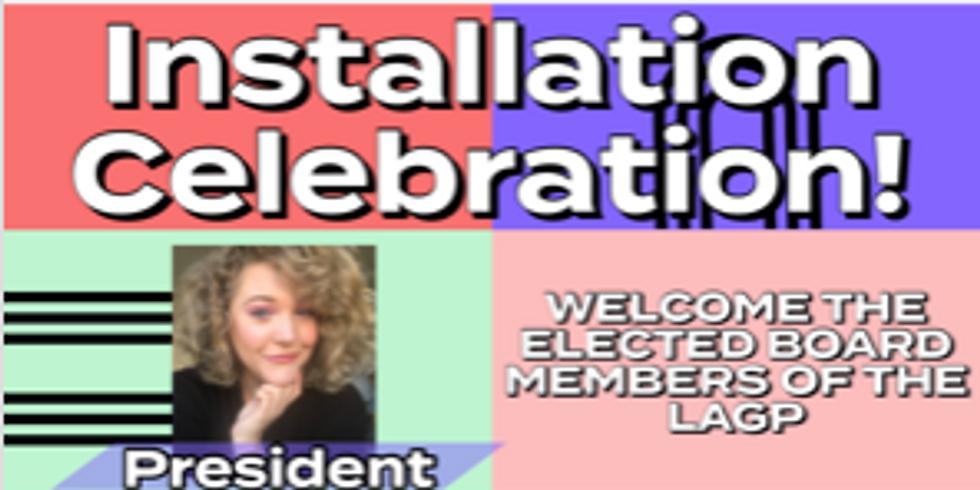 Installation Celebration 2021