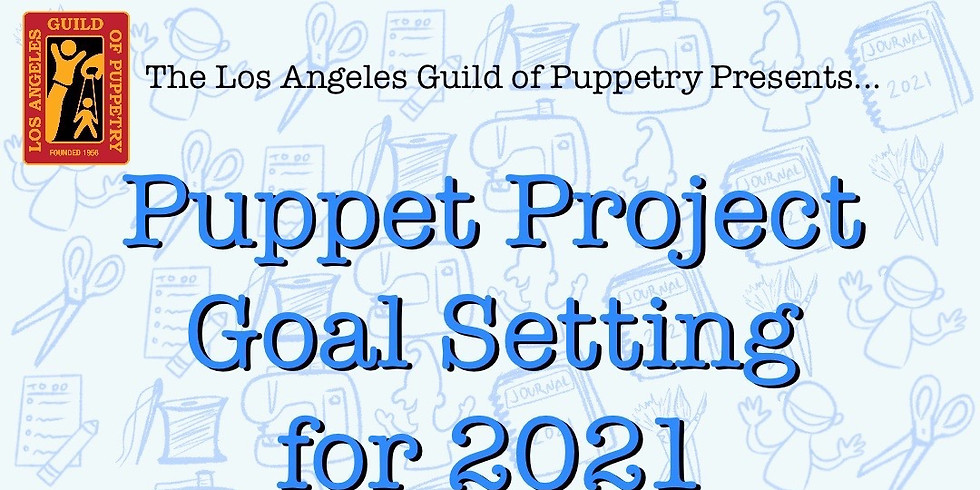 Puppet Project Goal Setting for 2021