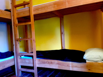 The cosy Bunk Dormitory