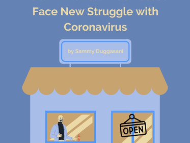 Asian-American Businesses Face New Struggles with Coronavirus