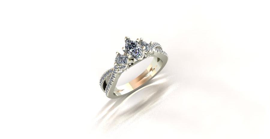 Mom's Diamond Reimagined