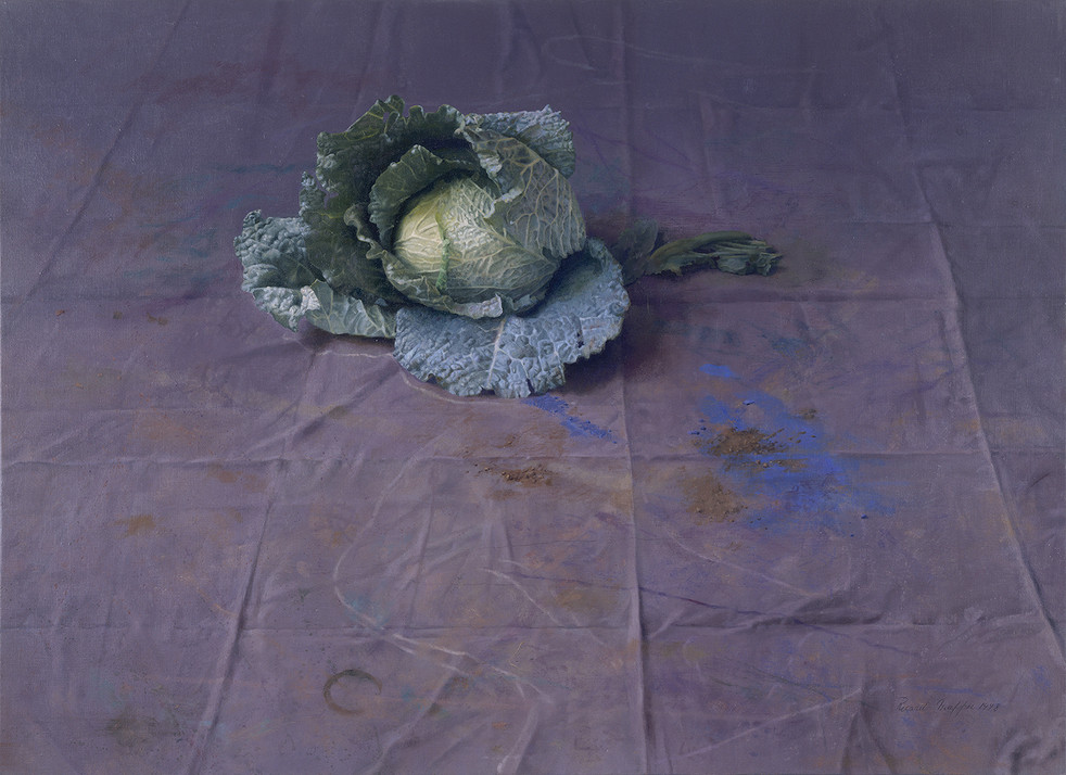 1998 Oil on Canvas  95 cm. x 130 cm.