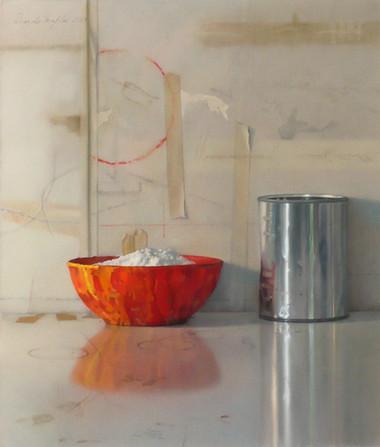 2014 Pastel on Paper  47,5 cm. x 41 cm.