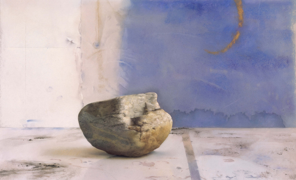 2002 Pastel on Paper 68 cm. x 95 cm.