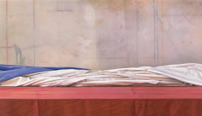 2006 Pastel on Paper 65,5 cm. x 113 cm.