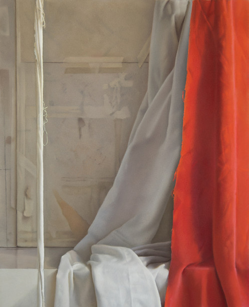 2017 Pastel on Paper  58cm. x 46.8 cm.