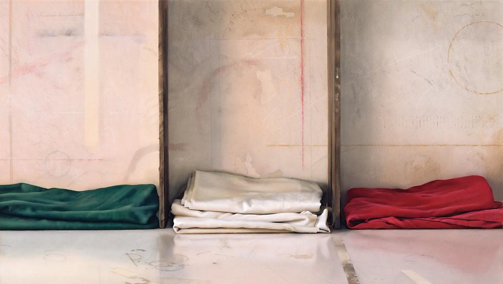 2006 Italia Pastel on Paper   65,5 cm. x 116 cm.