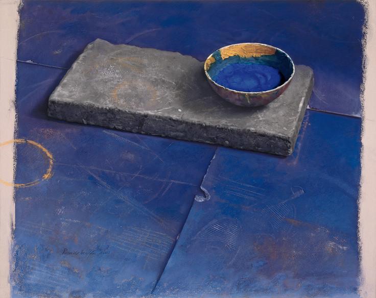 2001 Pastel on Paper 64,5 cm. x  81 cm.