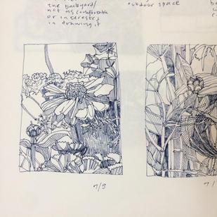 sketchbook musings