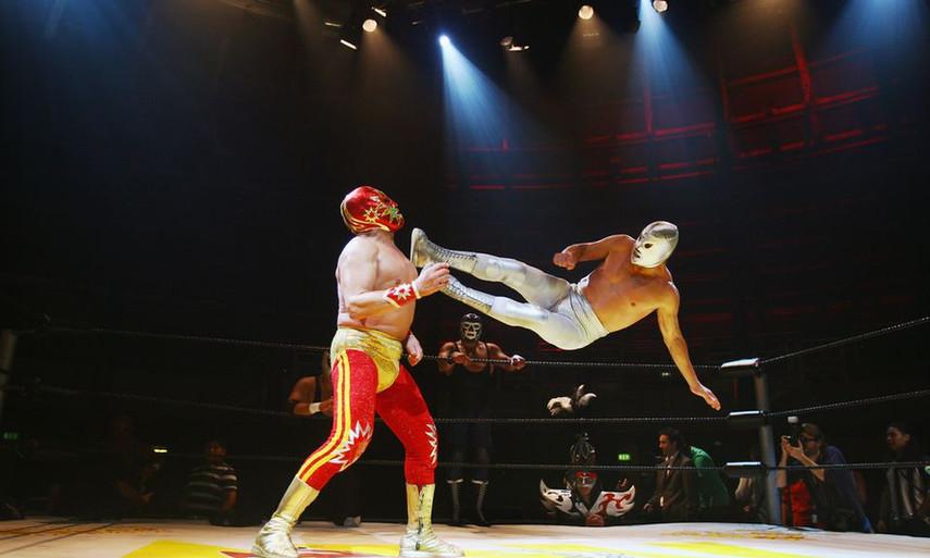 Luche Libre Wrestling