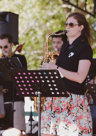 Auckland BigBand CPark by Estefania Lope