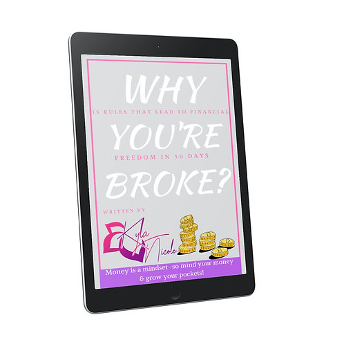 Why You're Broke!
