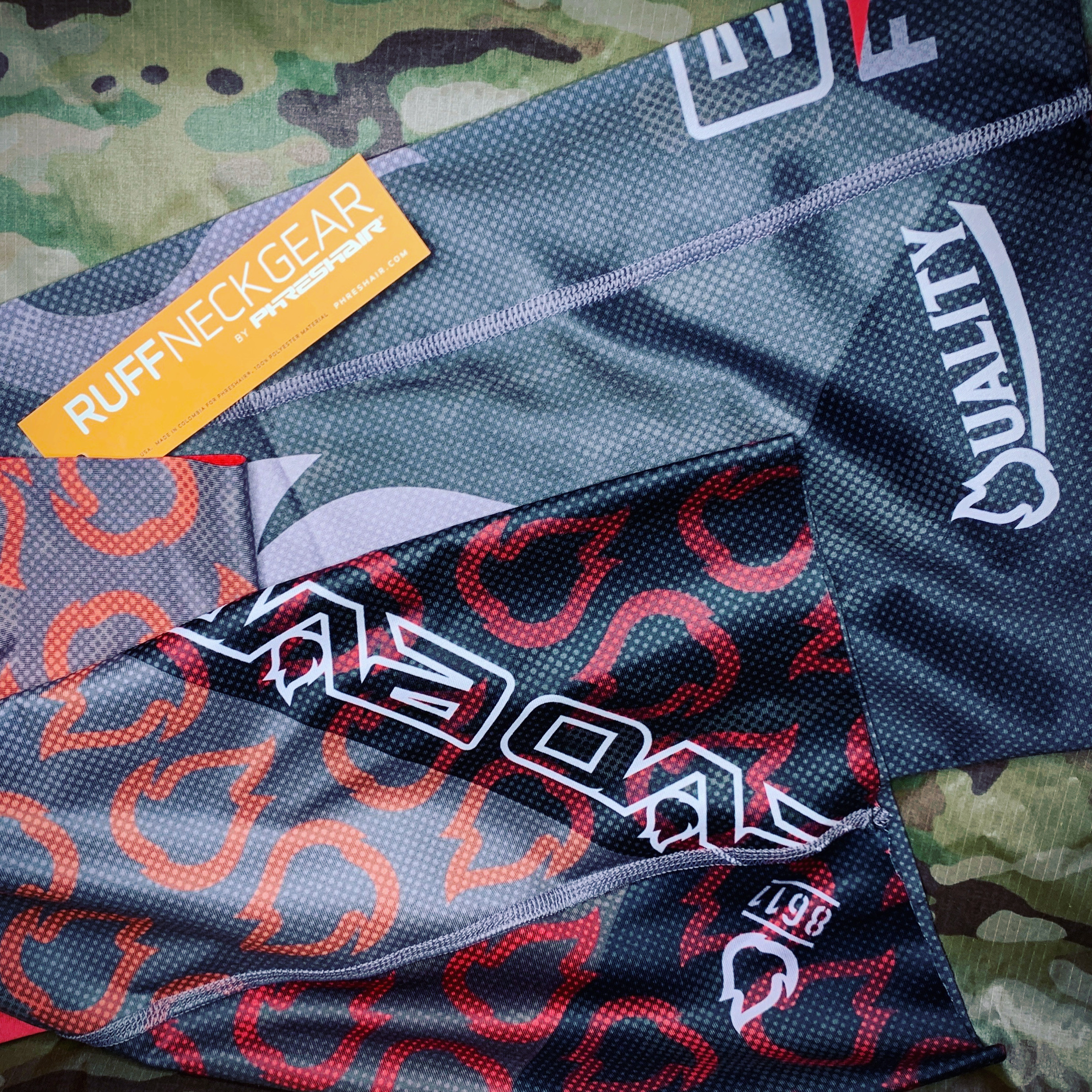 Firebird EVO Soft-thick cold weather gaters