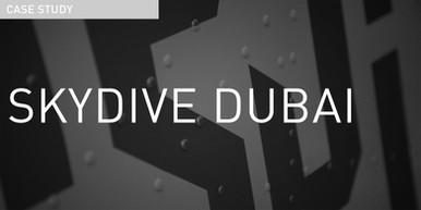 SKYDIVE DUBAI  FORDESIGN