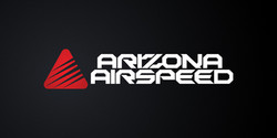 ARIZONA AIRSPEED  / LOGOTYPE / FORDESIGN