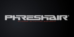 PHRESHAIR / LOGOTYPE / FORDESIGN