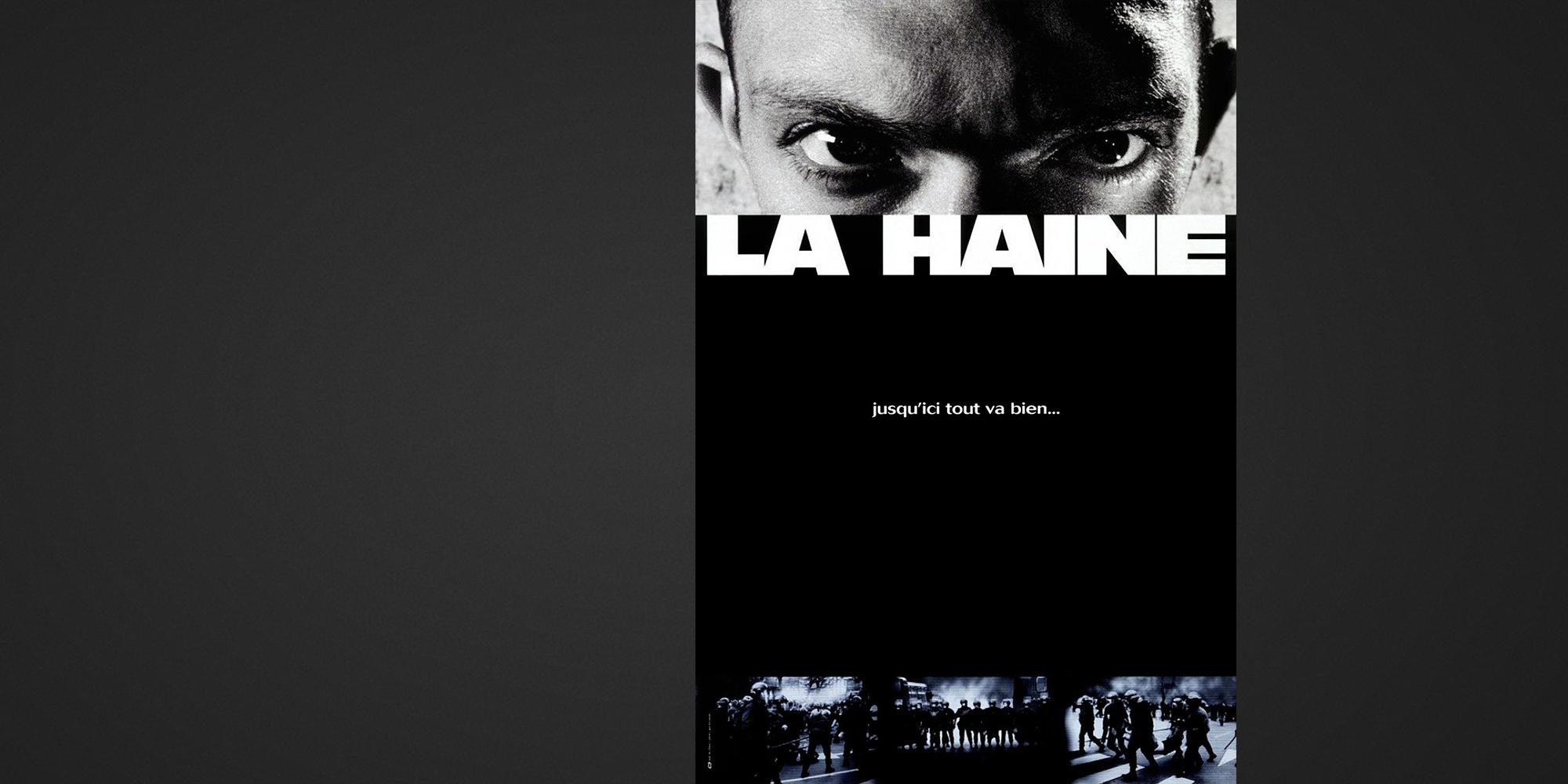 LA HAINE / POSTER DESIGN