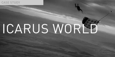ICARUS WORLD FORDESIGN