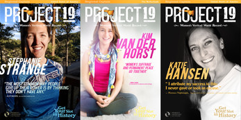 PROJECT 19 COVERS