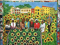 The-Sunflower-Quilting-Bee-at-Arles-Fait
