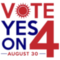 Vote yes on Amendment 4 on August primary ballot