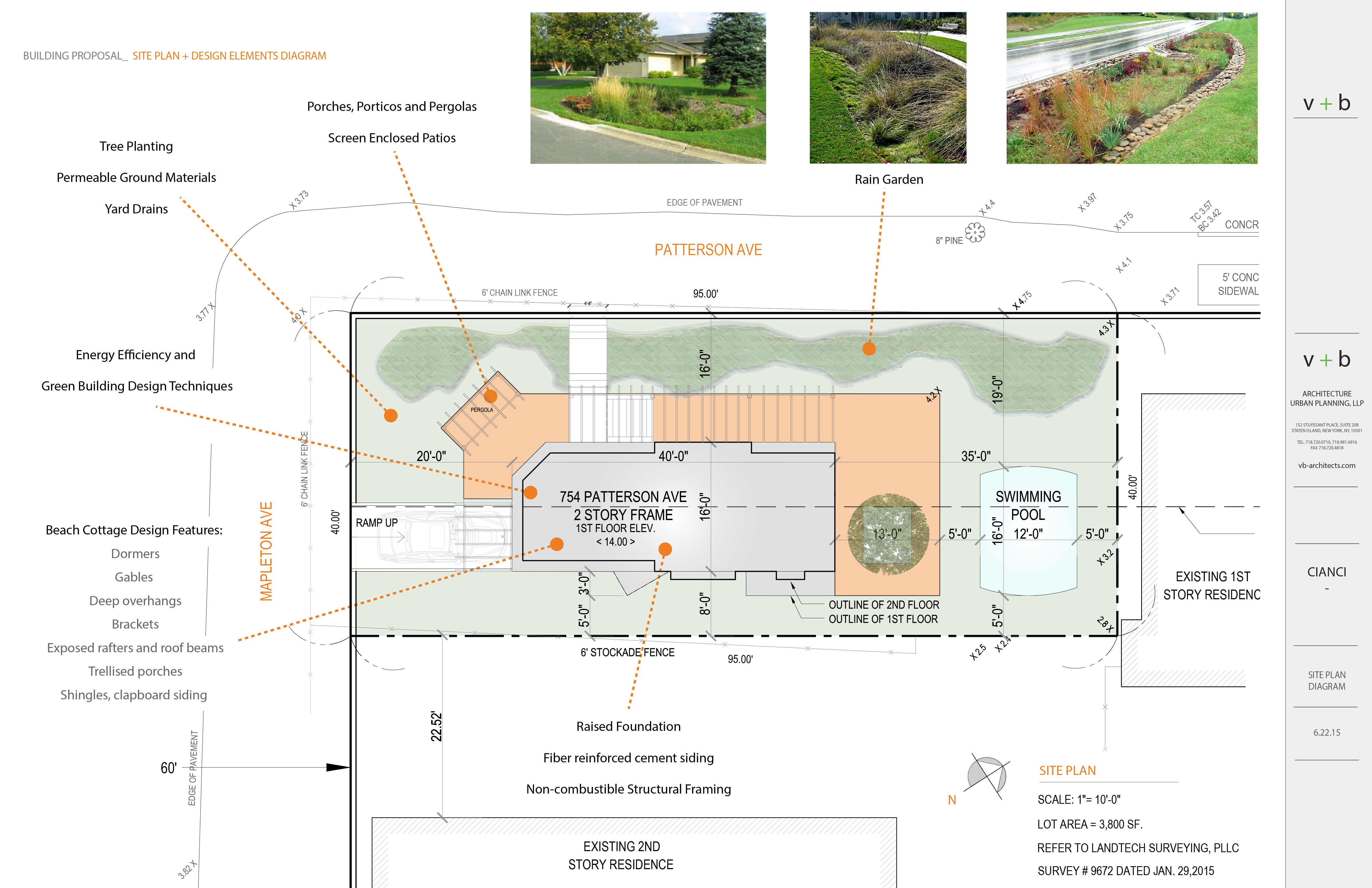 vb-architects   'Build It Back' Residence on