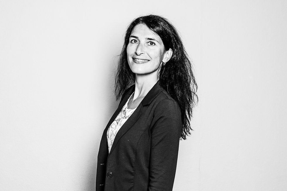 Über mich: Hanne Rohrauer