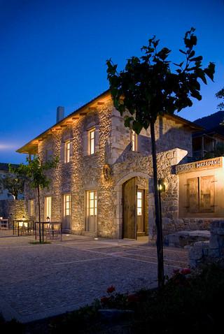 Mazaraki Guesthouse. Mystras, Greece