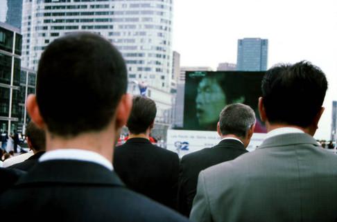 Korea (vs Poland). 4 June 2002. Paris, La Défense
