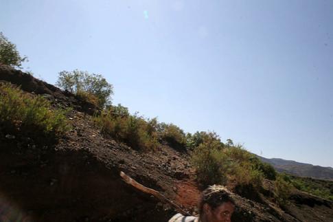 Between Lalibela and Bilbilla
