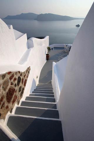 Ikies. Santorini, Greece
