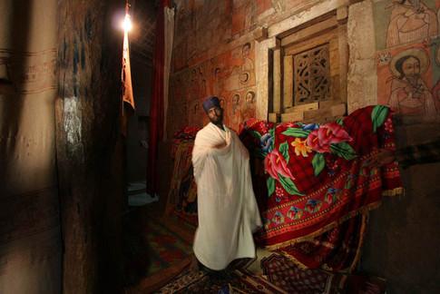 Monastery of Debre Sina Maryam. Gorgora