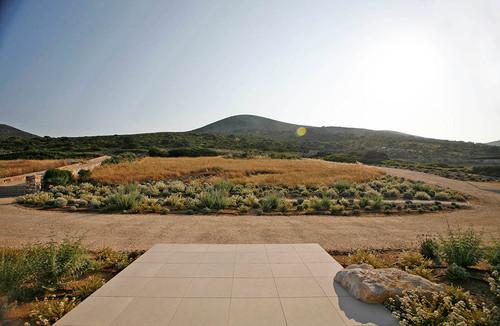 Antiparos, Greece. Landscape design by doxiadis+
