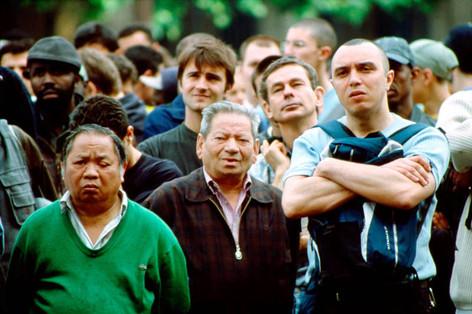 Korea vs Turkey. 29 June 2002. Parvis de l'Hôtel de Ville, Paris 4th
