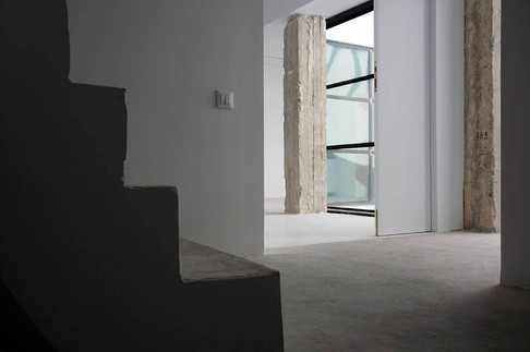 The Breeder Gallery. Athens. Designed by Aris Zambicos - Gr405 Architects.