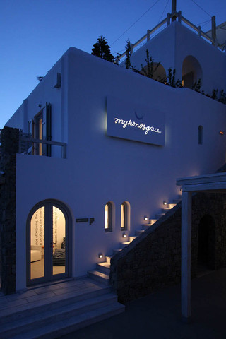 Grace Mykonos. Greece