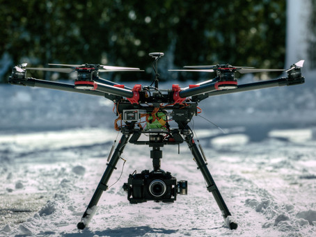 Three Creative Ways To Integrate UAV Drone Content Into Your Adverts